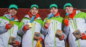Magyarország első Téli olimpiai bajnokai